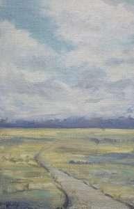 Ann Witheridge Landscape Painting Courses