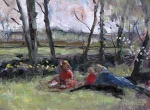 Ann Witheridge Landscape Painting Courses