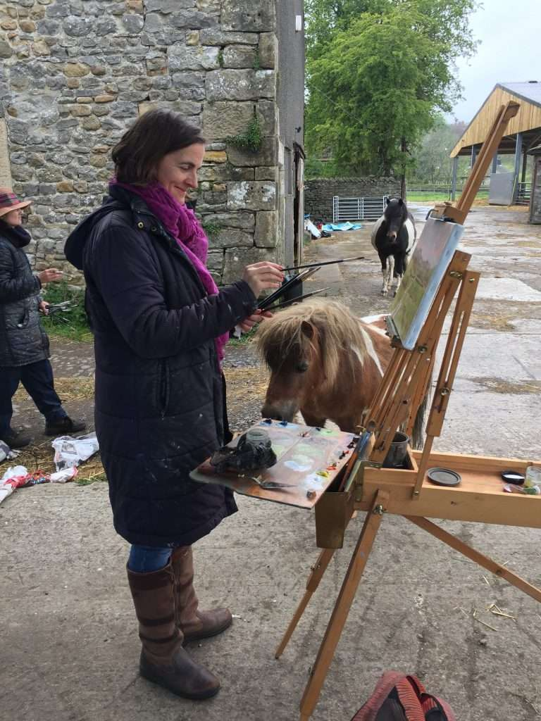 Ann Witheridge Painting Courses