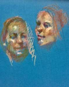 Ann Witheridge Portrait Painting Courses